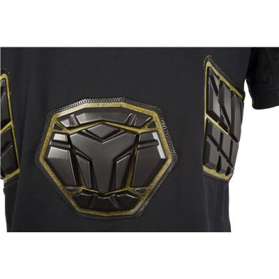 Back Padding Detail (Bauer Elite Padded Shirt)