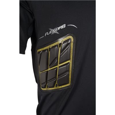 Rib Padding Detail (Bauer Elite Padded Shirt)