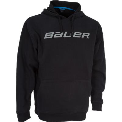 Black (Bauer Core Pullover Hoodie)
