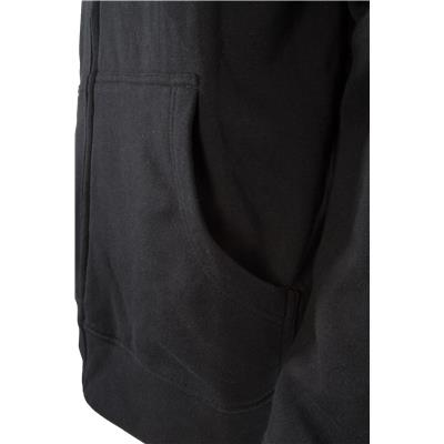 Pocket Detail (Bauer Core Full-Zip Hoody - Mens)
