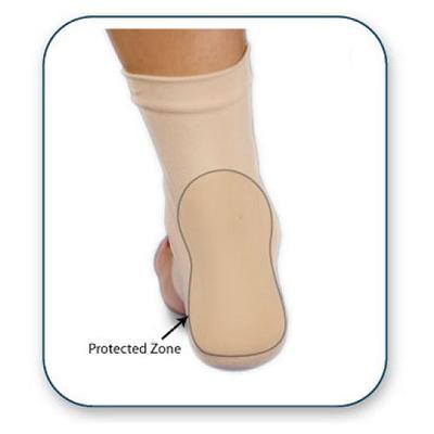 (Bunga Pad Achilles Heel Foot Pad - Senior)