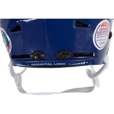 Occipital Lock (Bauer RE-AKT 100 Hockey Helmet)