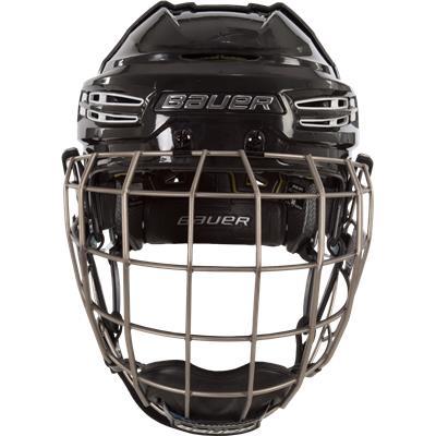 Front (Bauer Re-AKT 100 Helmet Combo)