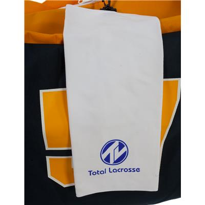 White (Total Lacrosse Towel)