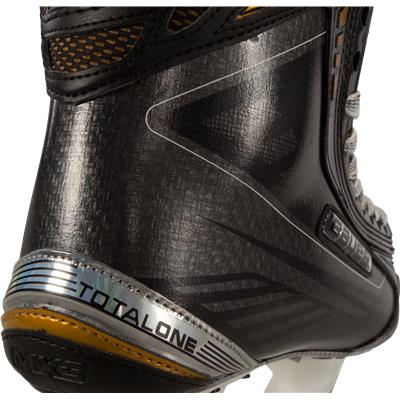 Heel Detail (Bauer Supreme TotalOne MX3 Ice Skates)