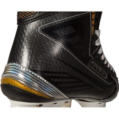Heel Detail (Bauer Supreme 190 Ice Skates)