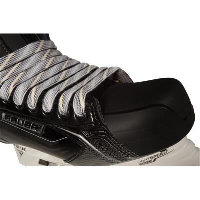 Lace Detail (Bauer Supreme 190 Ice Skates)