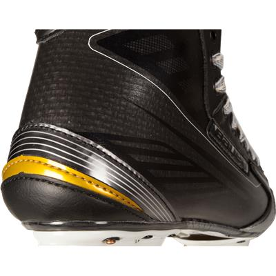Heel Detail (Bauer Supreme 180 Ice Skates)