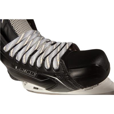Lace Detail (Bauer Supreme 180 Ice Skates)