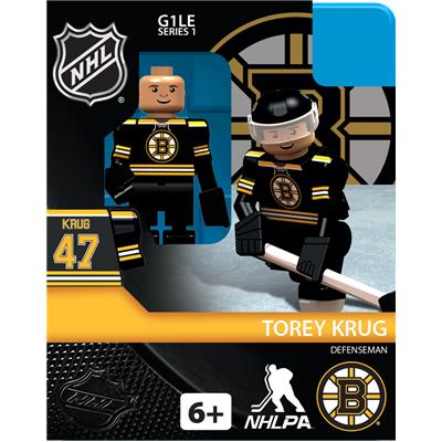 Torey Krug (OYO Sports Boston Bruins NHL Mini Figures - Home Jersey)