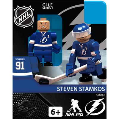 Steven Stamkos (OYO Sports Tampa Bay Lightning NHL Mini Figures - Home Jersey)