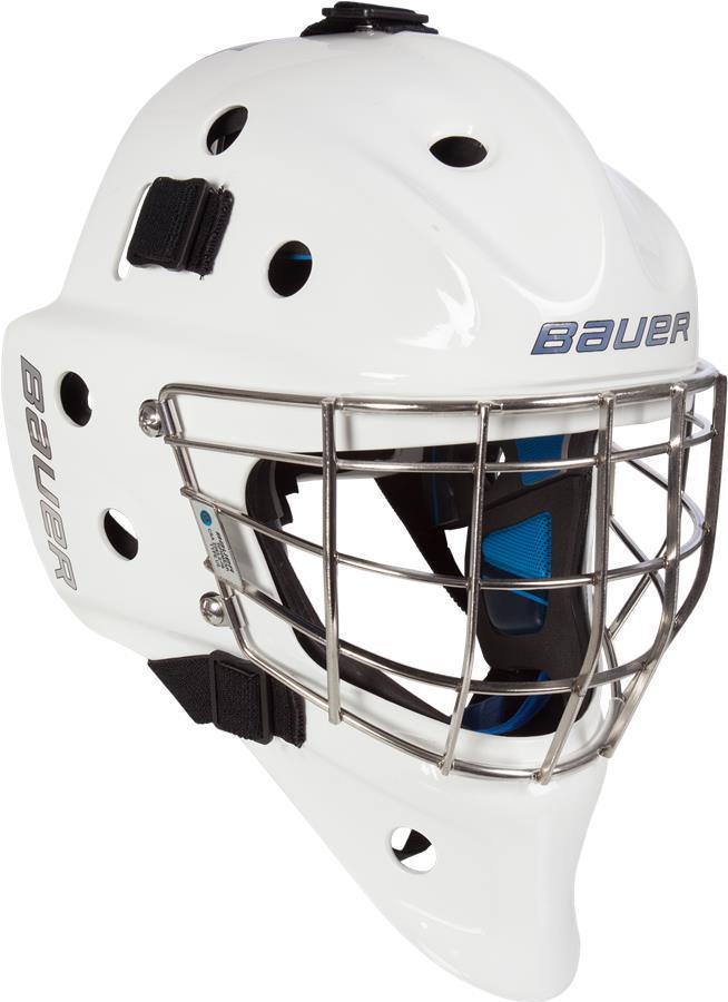 a83b53ffd32 NME 8 Goalie Mask (Bauer NME 8 Certified Straight Bar Goalie Mask - Senior)