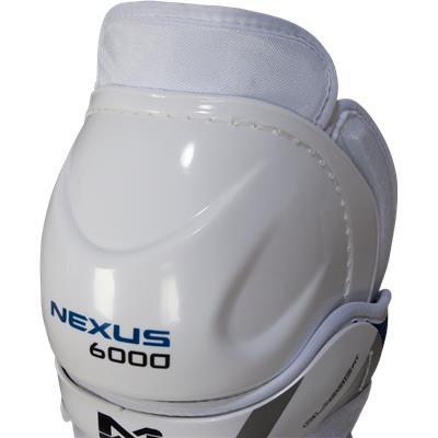 Knee Cap Detail (Bauer Nexus 6000 Shin Guards)