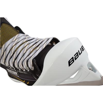 Toe Cap Detail (Bauer Supreme ONE.9 Goalie Skates - Senior)