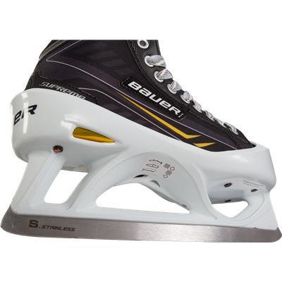 Blade Perspective (Bauer Supreme ONE.7 Goalie Skates)