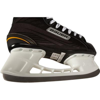 Blade Perspective (Bauer Supreme 140 Ice Skates)