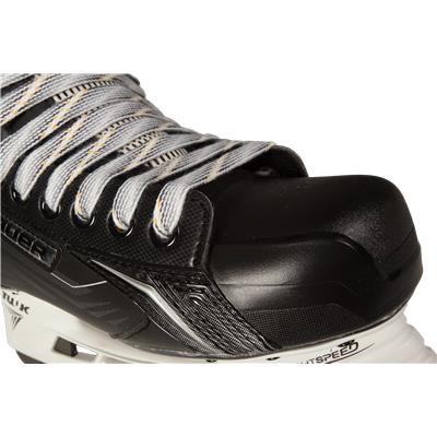 Toe Detail (Bauer Supreme 170 Ice Skates)