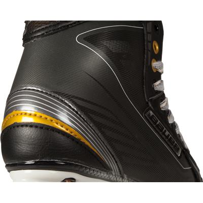 Heel Detail (Bauer Supreme 170 Ice Skates)