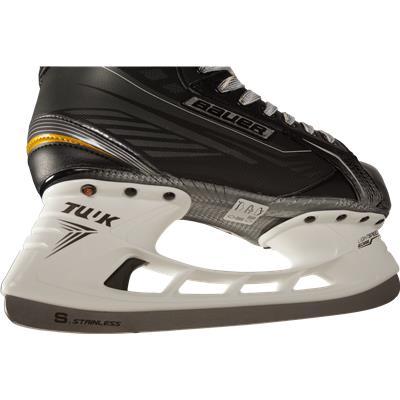 Blade Perspective (Bauer Supreme 170 Ice Skates)