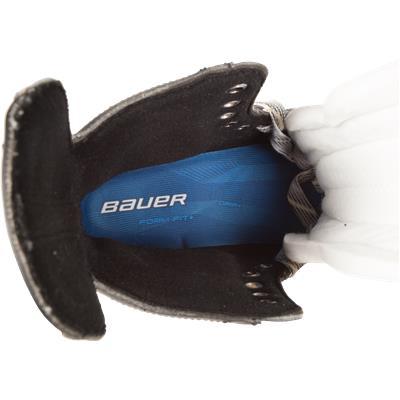 Inside (Bauer Supreme 170 Ice Skates)