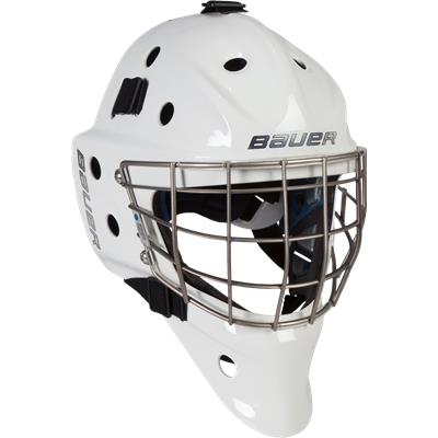 NME 10 Certified Goalie Mask (Bauer NME 10 Certified Goalie Mask)