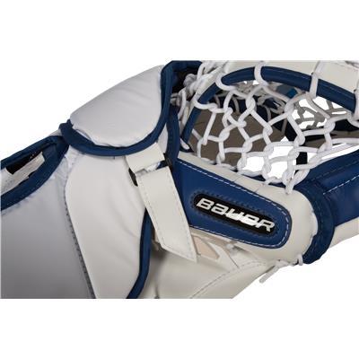 (Bauer Supreme ONE.9 Goalie Catch Glove)