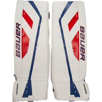 (Bauer Supreme ONE.9 Goalie Leg Pads)