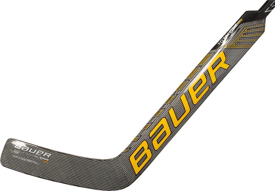 Bauer Supreme Totalone Nxg Composite Goalie Stick Intermediate