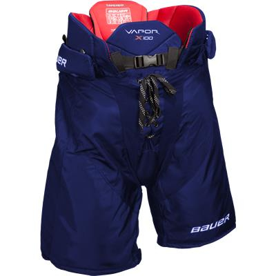Blue (Bauer Vapor X100 Hockey Pants)