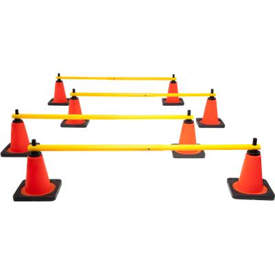 Pylons Set Up (Sidelines Sport Pylons Plus)