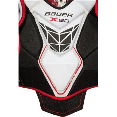 (Bauer Vapor X80 Shoulder Pads - Junior)