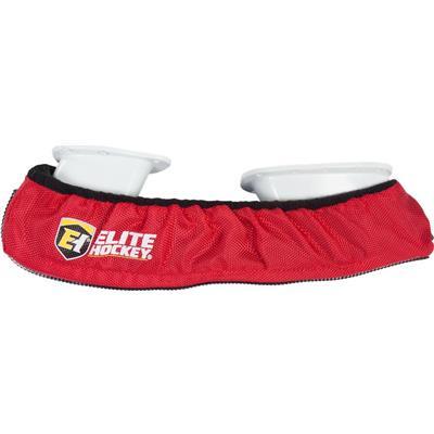 Red (Elite Hockey Pro Skate Soakers - Senior)