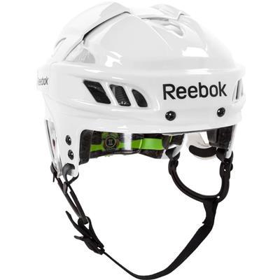 White/White (Reebok 11K Hockey Helmet)