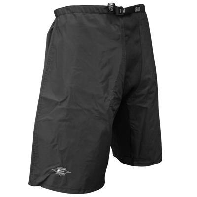 Black (Easton Stealth S17 Hockey Pant Shell)