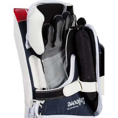 Grey Suregrip Palm (Reebok Premier XLT Goalie Blocker)