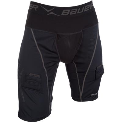 Premium Lockjock Shorts (Bauer Premium Lockjock Hockey Shorts - Senior)