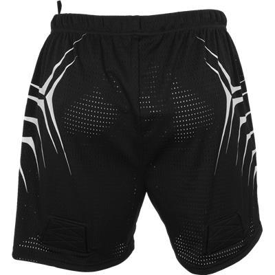 Back (Bauer Premium Mesh Hockey Jock Shorts - Senior)