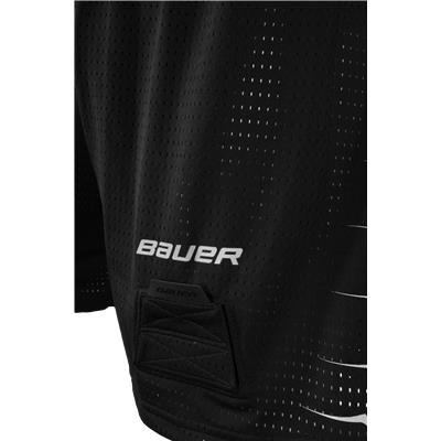 Leg Detail (Bauer Premium Mesh Jock Shorts)