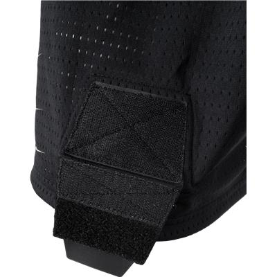 Hook and Loop Detail (Bauer Premium Mesh Hockey Jock Shorts)