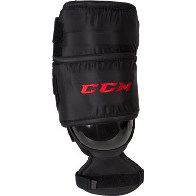 32fd8304deb Front View (CCM 500 Goalie Knee Protectors - Senior)