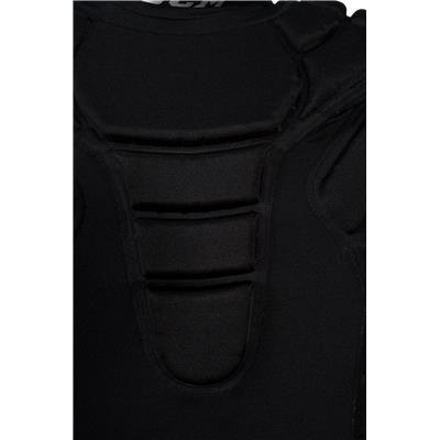 Padding Along Chest (CCM Goalie Padded Shirt)