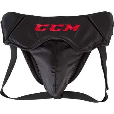 Black (CCM 500 Goalie Jock)