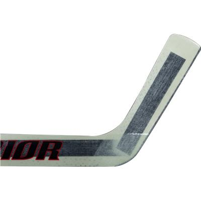 Forehand Of Blade (Warrior Swagger ST Foam Core Goalie Stick)