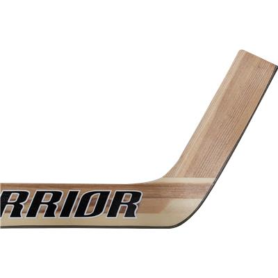 Forehand Of Blade (Warrior Swagger Wood Goalie Stick)