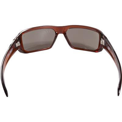 Back View (Spy McCoy Sunglasses - Brown Ale)