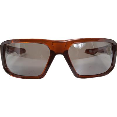Front View (Spy McCoy Sunglasses - Brown Ale)