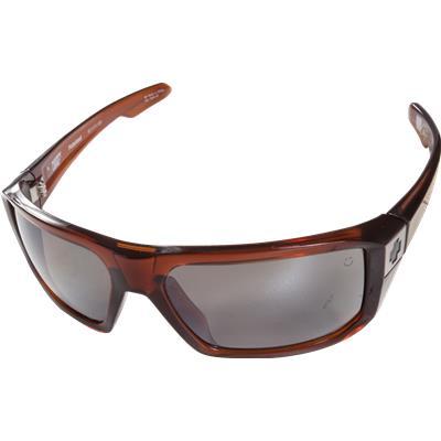 Side View (Spy McCoy Sunglasses - Brown Ale)