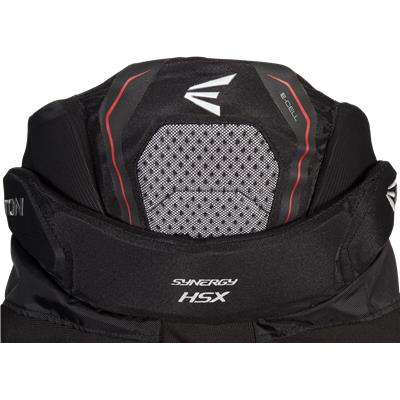 Back Close Up (Easton Synergy HSX Hockey Pants)