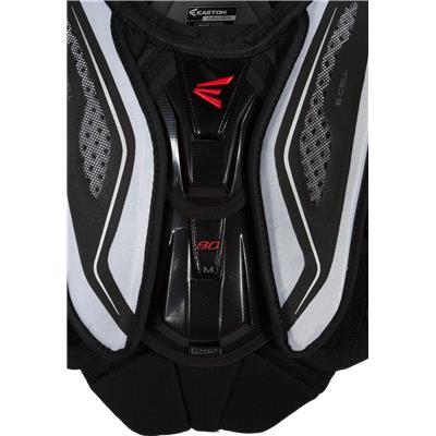 (Easton Synergy 80 Hockey Shoulder Pads)