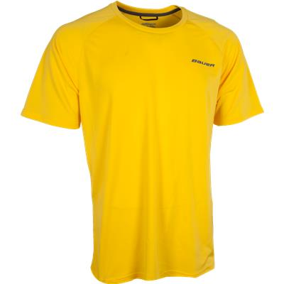 Yellow (Bauer Training Tee Shirt)